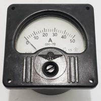 Амперметр ПМ-70 - фото №1