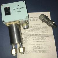 Датчик-реле давления ДЕМ 202-1-01 - фото №1
