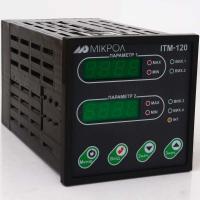 Двухканальный микропроцессорный индикатор ИТМ-120У - фото №1